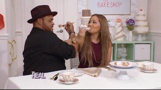 Download Adrienne & Israel Go Cake Tasting! Video