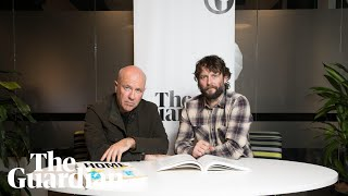 Download 'Every single child draws the truth': Ben Quilty and Richard Flanagan on the refugee crisis Video