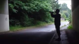 Download The sound of a lone bugler playing the Last Post Video