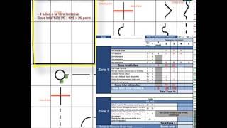 Download Simulation grille Rescue line v2 - Robocup junior Bordeaux 2019 Video