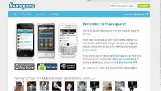 Download What is Foursquare? Video