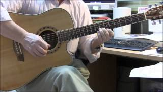Download My sweet Lord (George Harrison) - Guitarra fácil / Easy Guitar - Alfonso Baeza Video