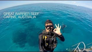Download Scuba Diving @ The Great Barrier Reef - April 2015 Video