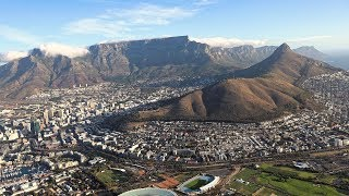 Download Cape Town, Table Mountain and the Cape Peninsula, South Africa in 4K Ultra HD Video