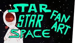 Download StarStarSpace - FanArt (2017) Video