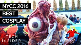 Download Best Cosplay Of The 2016 New York Comic Con Video