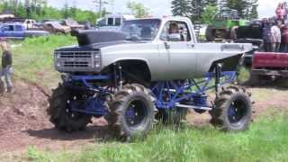 Download MUD BOGGIN CHEVY'S 49's - Pleasant Valley Mud Bogs Video