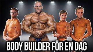 Download LEVER SOM BODY BUILDER FÖR EN DAG. Video