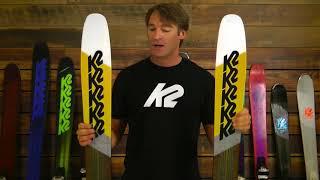 Download K2 Marksmen Skis- Men's 2018 Review Video