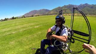 Download Bob's Paramotor Training Journey Video