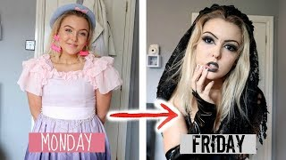 Download I Changed My Style Every Day For An ENTIRE Week! *embarrassing...* Video