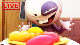 Download Spookiz LIVE 🔴 | Livestream Cartoon | Time to Eat | 스푸키즈 | Kids Cartoon | Videos for Kids Video