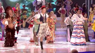 Download Miss World 2013 - Dances of the World Video