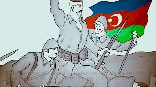 Download Cumhuriyyet 100 il Qrafik animasiya Video