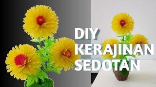 Download WOW KEREN ABIS!! BUNGA MENARIK DARI PLASTIK [PLASTIK SEDOTAN] Video
