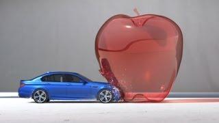 Download BMW M5 - ″Bullet″ - High Performance Art Video