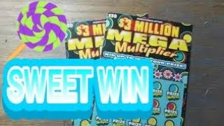 Download Big Win. $30 MEGA MULTIPLIER. Pa lottery scratch tickets Video