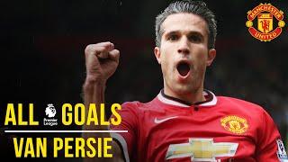 Download Robin van Persie   All the Premier League Goals   Manchester United Video