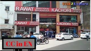 Download Best Kachori in India @ Rawat Jaipur, Rajasthan | Indian street food kachori making Video