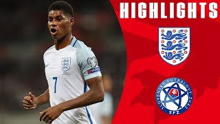 Download Excellent Goals from Rashford and Dier See Off Slovakia | England 2-1 Slovakia | Official Highlights Video