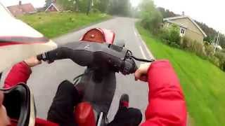 Download GoPro Hero2 | Original Peugeot Ludix scooter wheelies Video