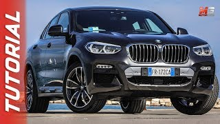 Download NEW BMW X4 2019 - ALESSANDRO TOFFANIN RACCONTA LA NUOVA X4 Video