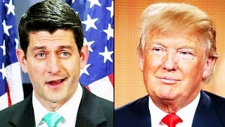 Download Kooky Mixup! Paul Ryan Asked Trump Not To Talk Taxes, But a 'WSJ' Article Came Out the Next Morning Video