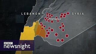 Download Iran-Israel conflict escalates - BBC Newsnight Video