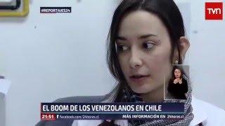 Download Reportajes - El boom de la colonia venezolana en Chile Video