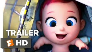 Download Storks Official Trailer #2 (2016) - Andy Samberg, Jennifer Aniston Movie HD Video