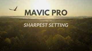 Download DJI Mavic Pro - DON'T Get This Setting WRONG! | Soft Footage Fix Video