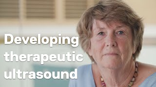 Download Professor Gail ter Haar on developing therapeutic ultrasound Video