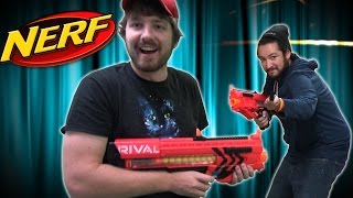 Download OFFICE RAID - Nerf Rival Zeus | Toy Chest Video