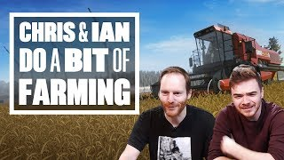 Download Let's Play Pure Farming 2018 - Chris & Ian have a wheat good time Video