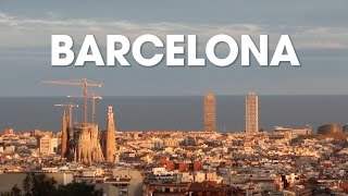 Download Visit Barcelona - The best of the must see spots Video