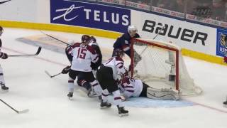 Download 2017 WJC: Highlights from Team USA's 6-1 Win Over Latvia Video