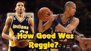 Download How GOOD Was Reggie Miller Actually? Video