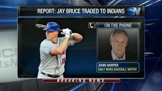 Download New York Mets trade Jay Bruce to the Cleveland Indians Video