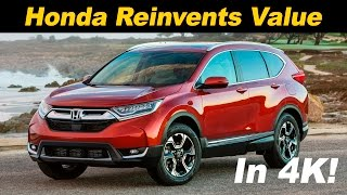 Download 2017 Honda CR-V Review and Road Test | DETAILED in 4K UHD! Video