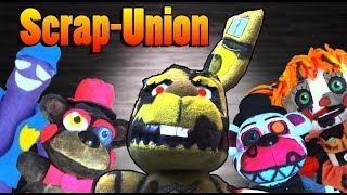 Download FNAF 6 Plush - Scrap-Union Video