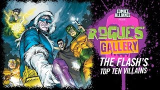 Download 10 Best Flash Villains - Rogues' Gallery Video