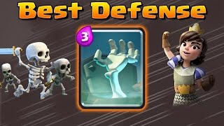 Download Clash Royale Best Defense = Tombstone | Best Decks and Strategy with Tombstone Video