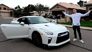 Download MY NEW CAR - 2017 NISSAN GTR Video