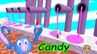 Download Candy Monsters!! Roblox Video Game Cookieswirlc Let's Play Candy Land Obby Video