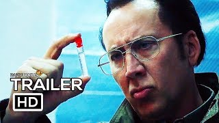 Download RUNNING WITH THE DEVIL Official Trailer (2019) Nicolas Cage, Laurence Fishburne Movie HD Video