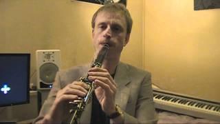 Download Klezmer Clarinet Lesson Khosn Kale Mazltov Video