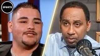 Download Stephen A. Smith Gets KNOCKED OUT By Boxer Video
