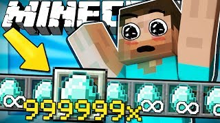 Download If You Could Stack UNLIMITED Items - Minecraft Video