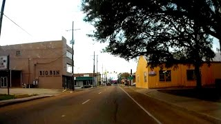 Download Road Trip #120 - LA-182 North - LA-31, Opelousas to Whiteville, Louisiana - Northern Terminus Video