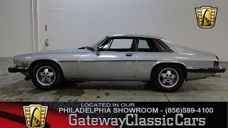 Download 1982 Jaguar XJS, Gateway Classic Cars Philadelphia - #122 Video